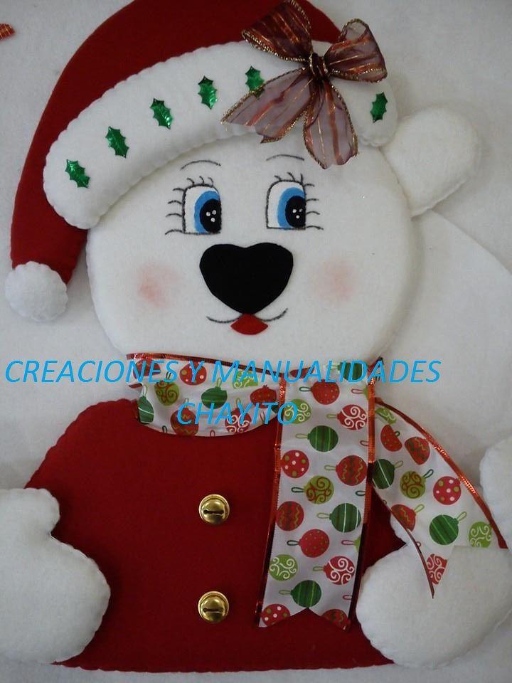 Adorno de navidad cubre sillas navide os 2014 navidad - Adornos de navidad 2014 ...