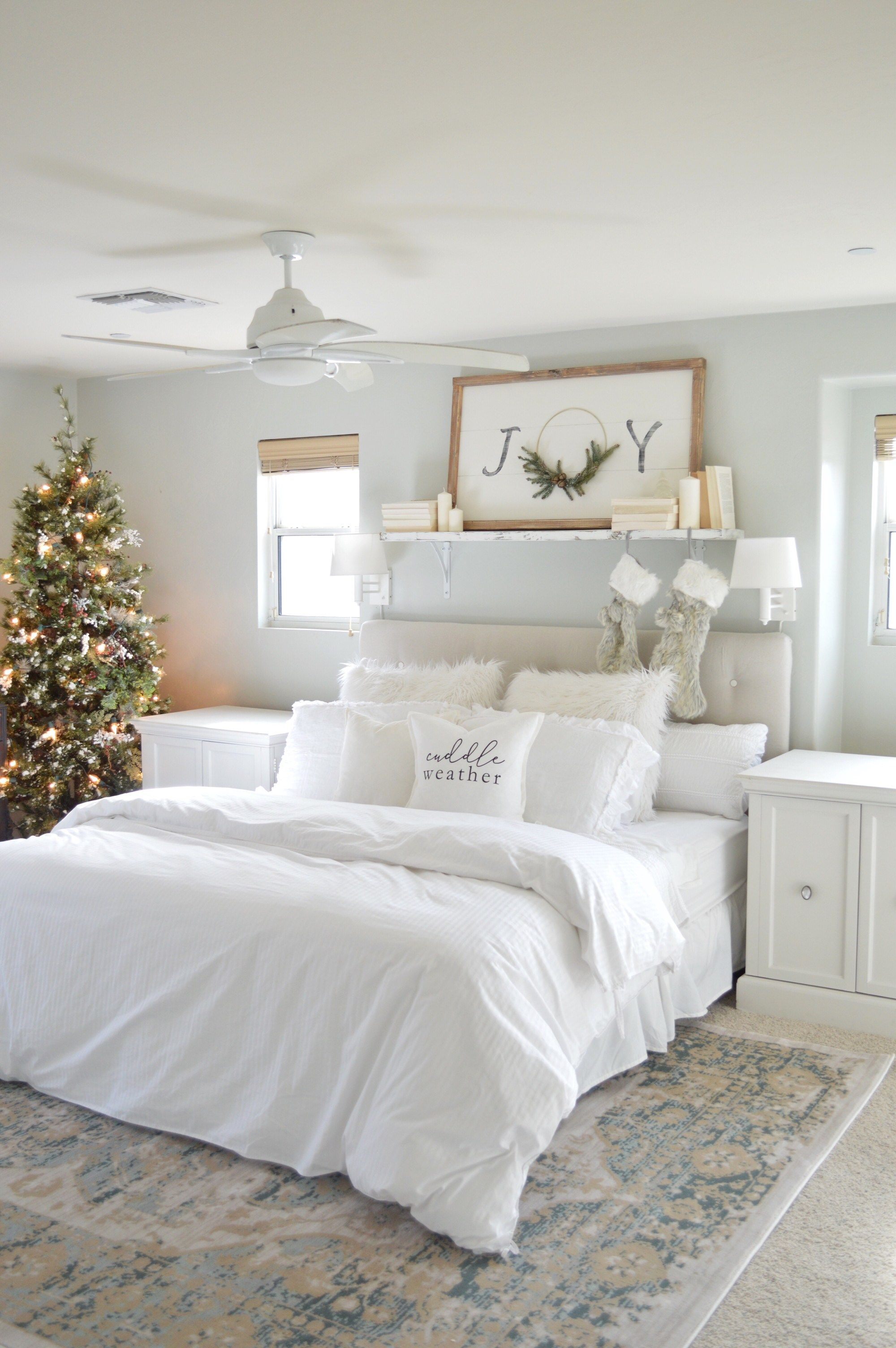 hight resolution of our christmas guest room