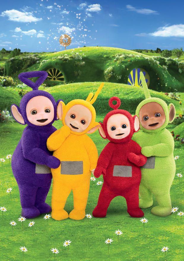 Teletubbies Kids Shows Cartoon Tv Cartoon