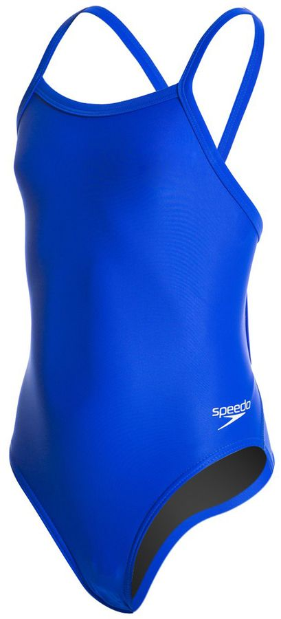 5413a44f42 Speedo PowerFLEX Eco Solid Flyback Youth Swimsuit 8133892 | Products ...