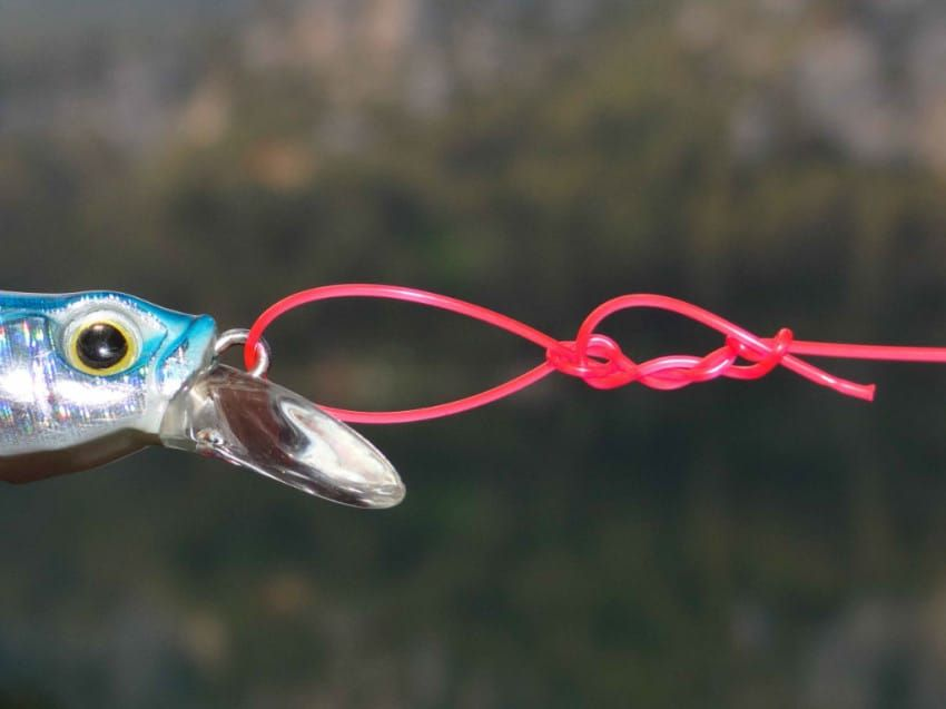 Comment faire un noeud Rapala tuto Raise Fishing