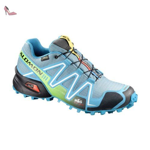Trial Salomon 7 40 3 Chaussure Women's Tex Gore Course Speedcross Zq0H6qwx4