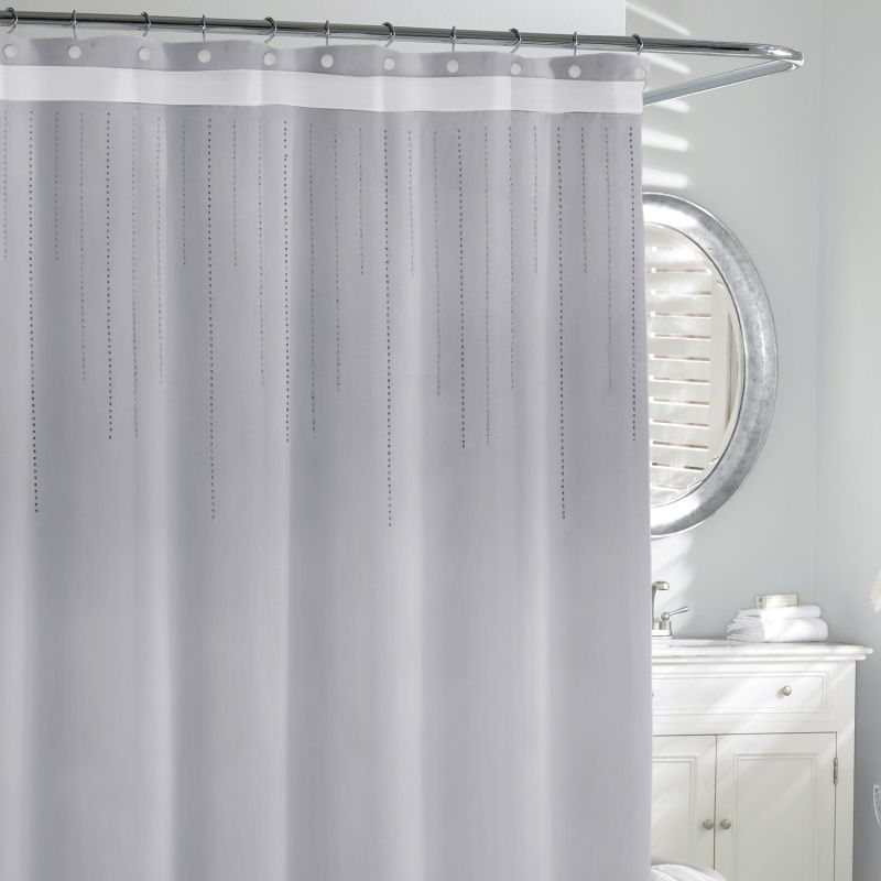 curtain cabana kassatex stripe shower