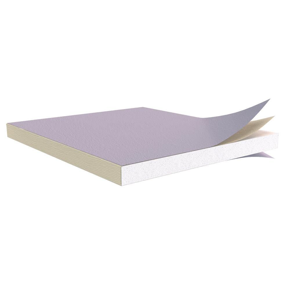 Gold Bond Exp Tile Backer 1 2 In X 4 Ft X 8 Ft Gypsum Board 50000938 Gold Bond Gypsum Board Gypsum