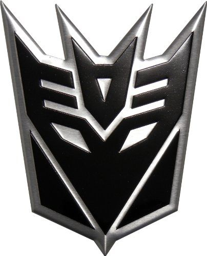 Transformers G1 Decepticons //Autobots  90 Symbol Sticker Decal for Custom COOL
