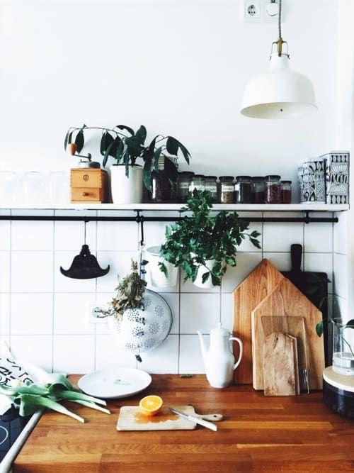 Kleine Küche einrichten » Die 5 besten Tipps & Tricks | Living ...