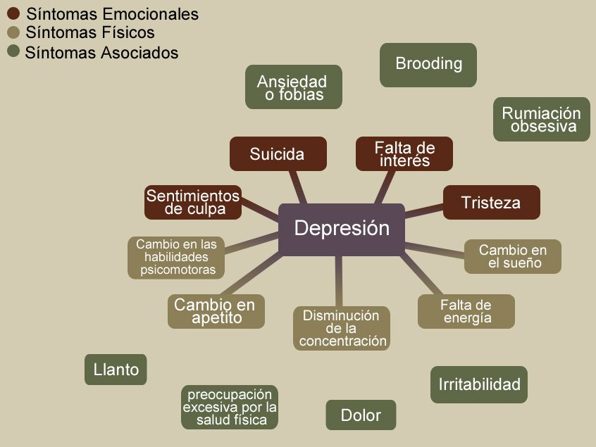 Diagrama sobre la depresión | psicología en 2018 | Pinterest | La ...