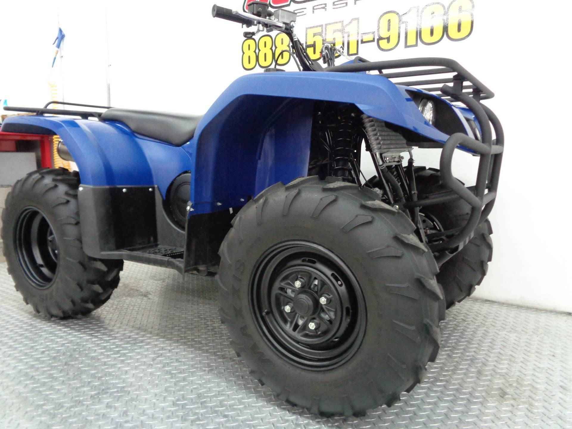 Used 2014 Yamaha Grizzly 350 2WD ATVs For Sale in Oklahoma Grizzly