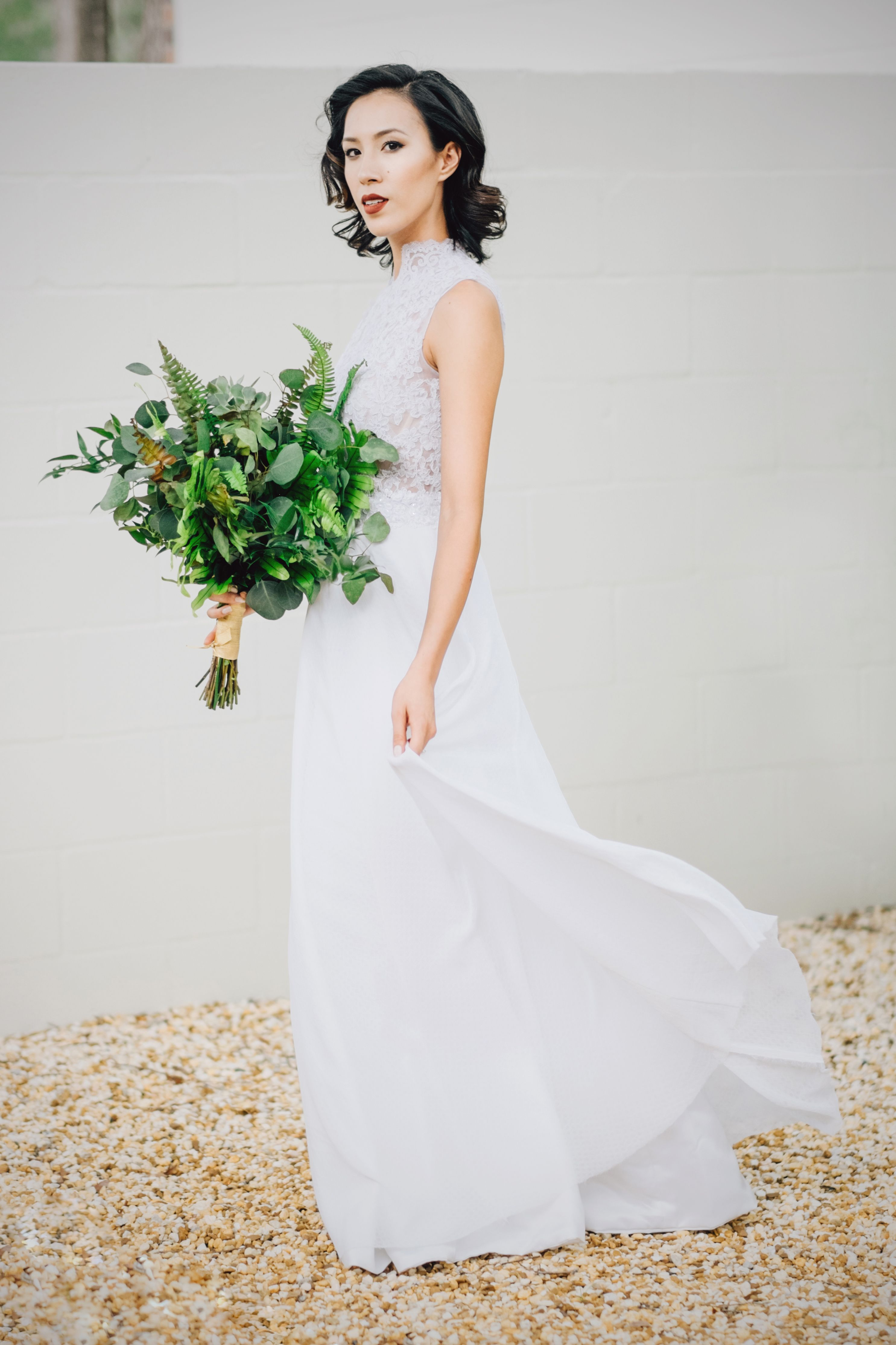 Green and white wedding dress  Pin by The Apostolic Wife on Green gold and white wedding  Pinterest