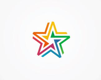 35 inspiring star logo