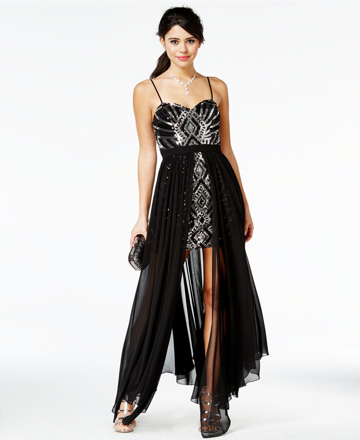 b3f50b043a0 Macys Short Black Prom Dresses - Gomes Weine AG
