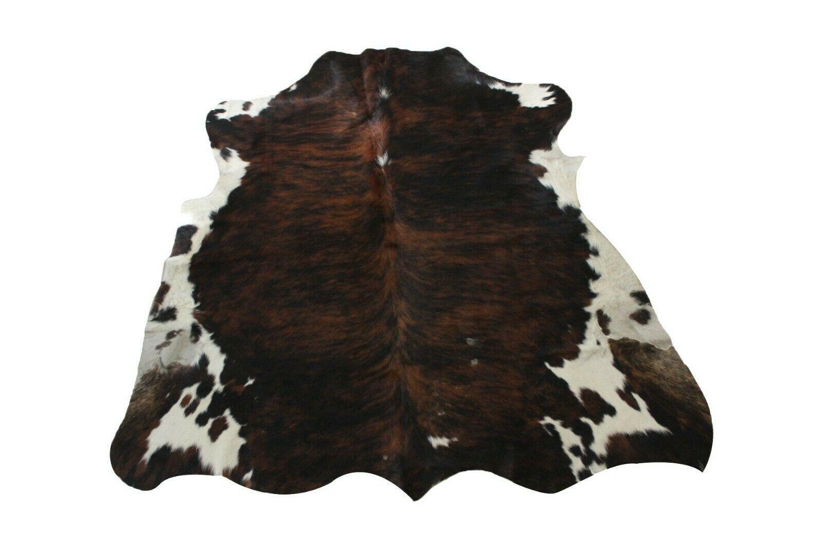 Details About Cowhide Rug Brindle Cow Hide Leather Rug Cow Skin Decor Cow Hyde Rug Cow Skin Cow Hide Rug Brindle Cowhide