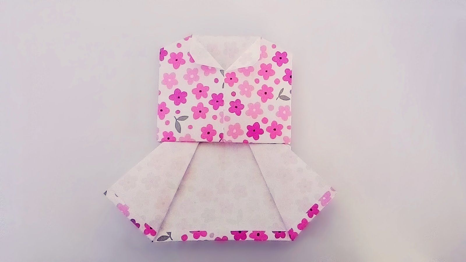 origami baby dress ����������������� ���������������� ��������������������