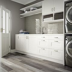 Allen And Roth Pearl Subway With Kaden Reclaimed Ceramic