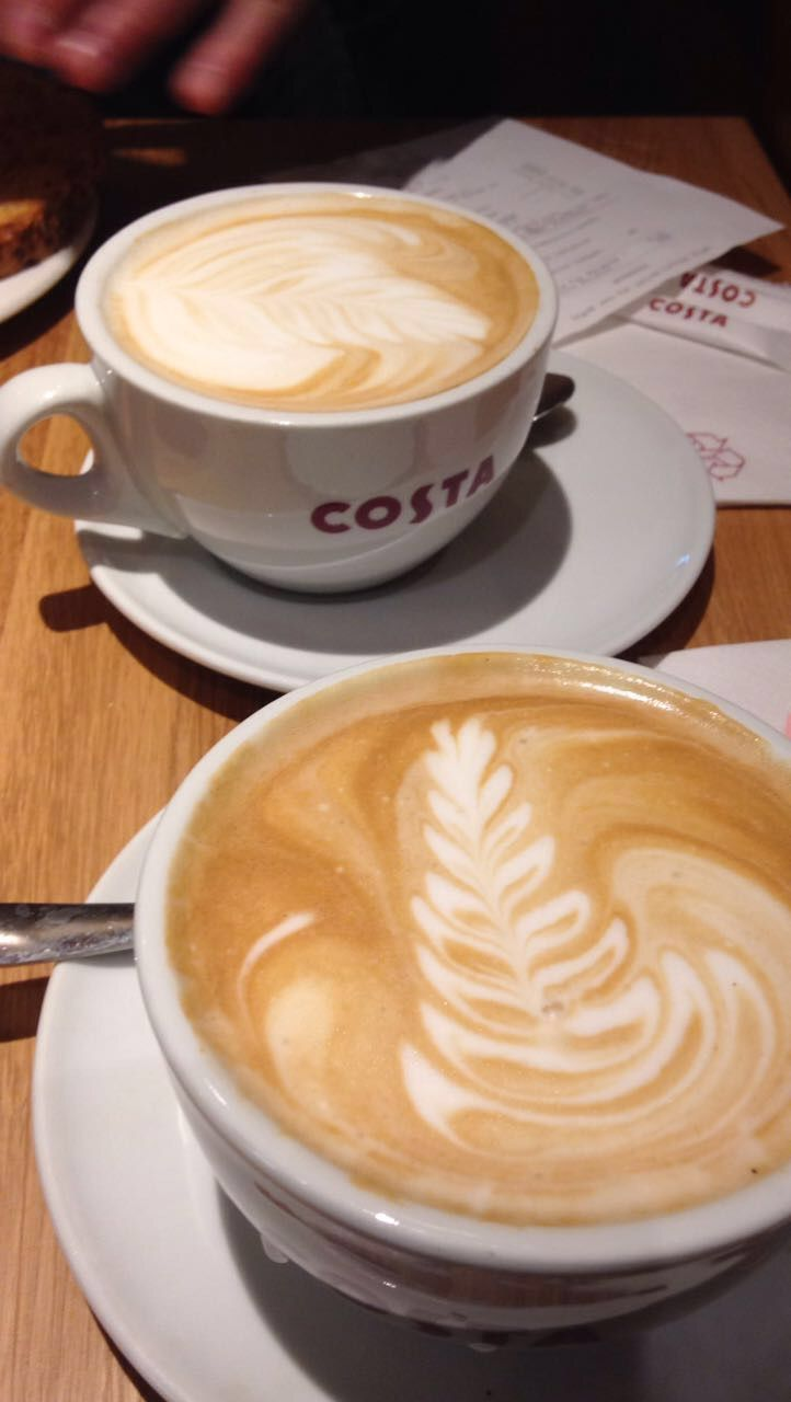 Monmouth Costa Coffee Healthy Starbucks Drinks Costa Coffee Strawberry Drinks