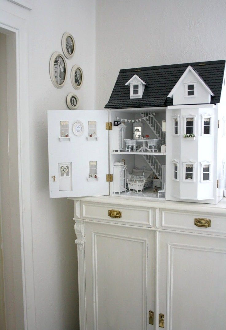 Jason Dickerson If We Ever Finish Their Doll House We