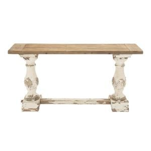 Litton Lane Distressed White Console Table Rustic Console Tables Wooden Console Gray Console Table