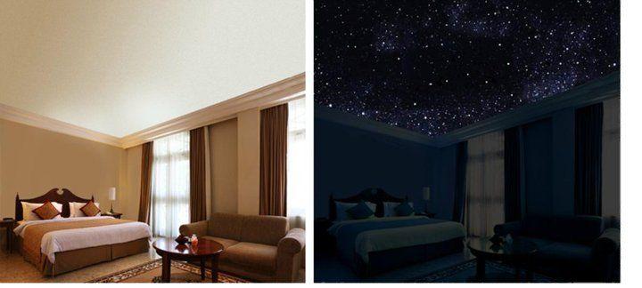 Night Sky Bedroom