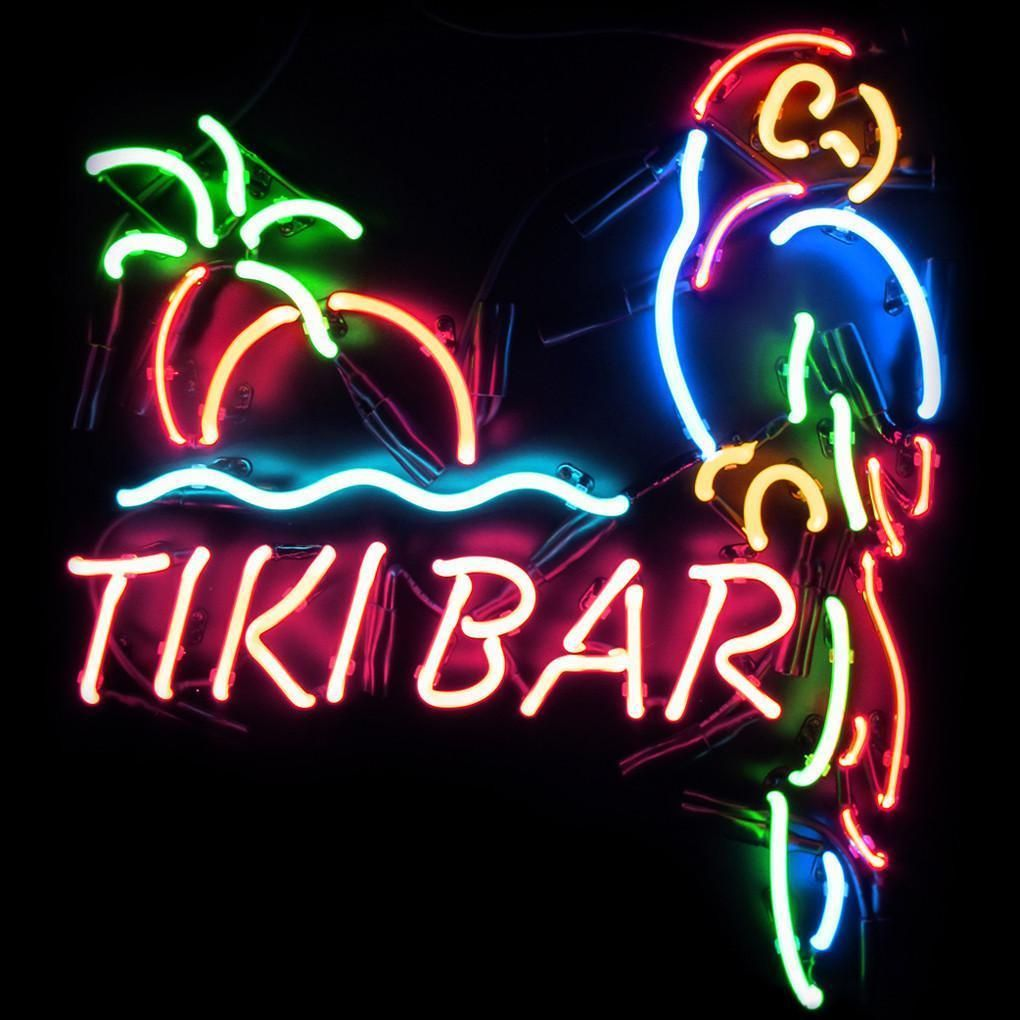 Tiki Beer Bar Neon Light Sign in 2020 (With images) | Neon