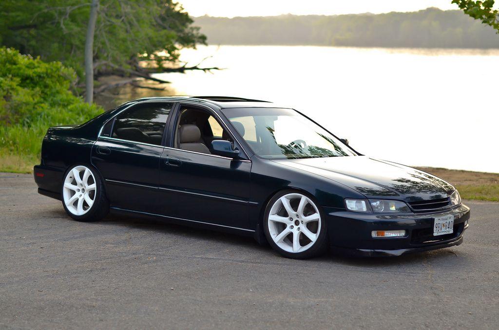 Balwin's 1996 CD5 Honda accord, Honda accord lx, Honda