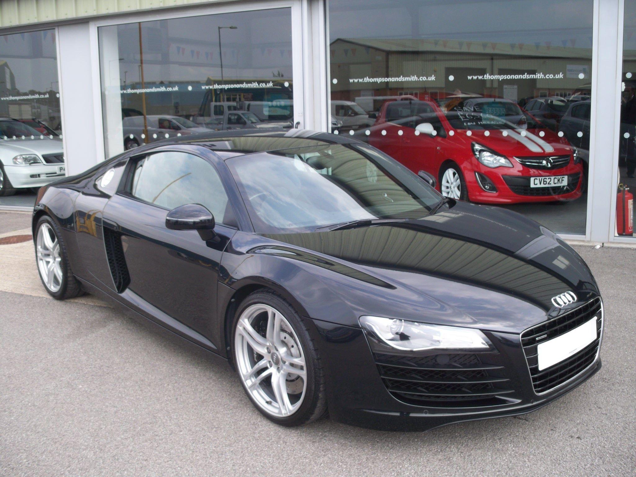 2008 Audi R8 4 2 Quattro At Www Woldsideclassics Co Uk Classic Sports Cars Sports Cars For Sale Sports Cars