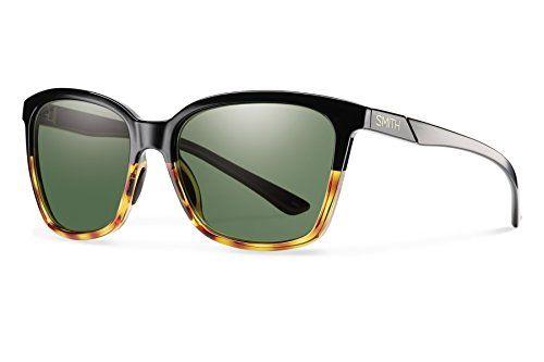 Smith Optics Colette Sunglasses (Nude, Blue Flash Mirror)