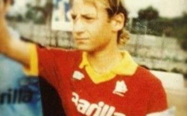 Francesco Totti, un fuoriclasse dal cuore d'oro #totti #roma #sla