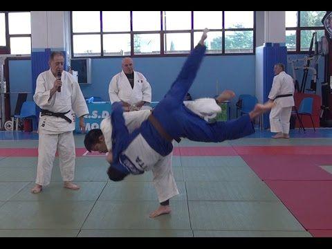Judo Koji Komuro Uchi Mata Reverse Montebelluna Tv 29 Dic 2016 Youtube Sport