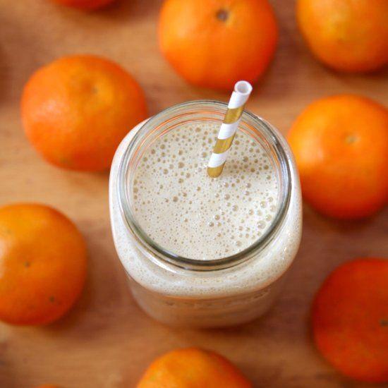 Clementine Protein Smoothie
