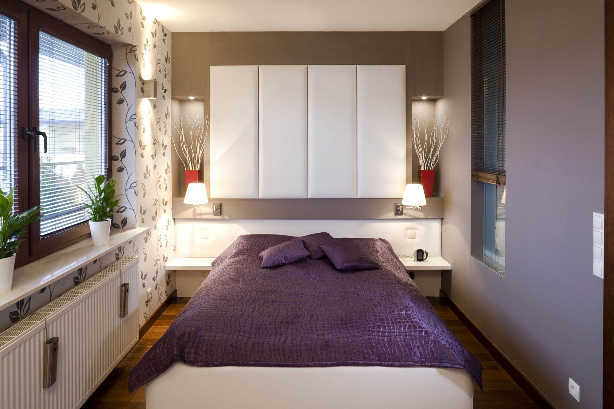 10 Amazing Narrow Bedroom Design Ideas for You to Try  Small