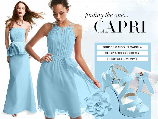 Color Palettes Bridesmaid Dresses By