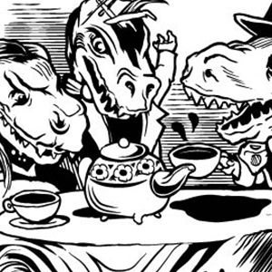 Mad Tea Rex Party