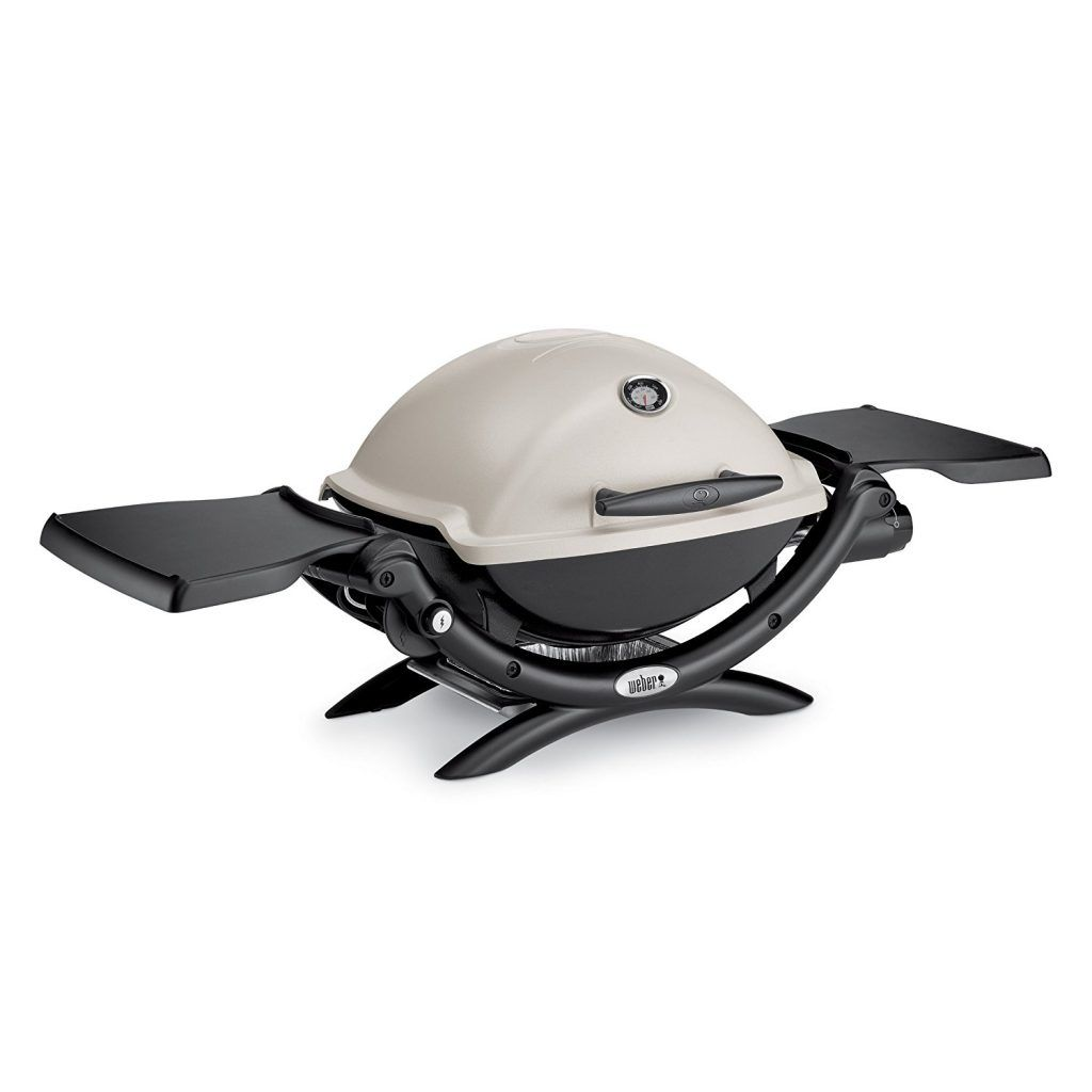 Weber Q1200 Review Portable And Stationary Options Propane Grill Weber Grill Gas Grill