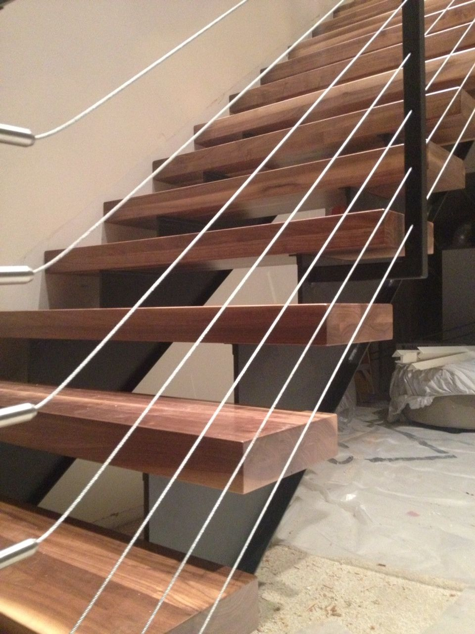 Best We Did Some Custom Cable Wire Railings With Some Solid 400 x 300