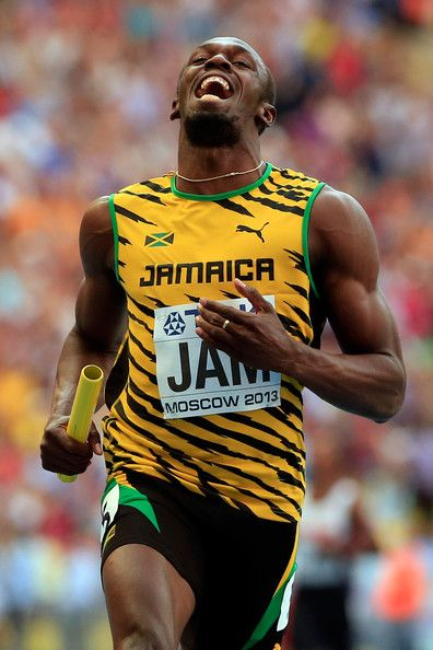 Usain Bolt Photos Photos: 14th IAAF World Athletics ...