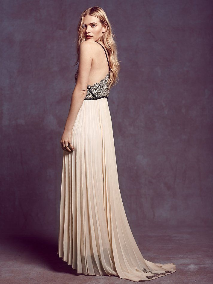 Free People Belle of the Ball Maxi at Free People Clothing Boutique ...