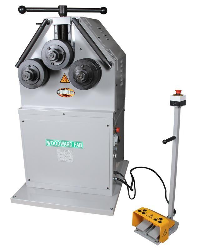 Woodward Fab Power Ring Rolling Machine 50mm Wfrm50 Metal Working Tools Metal Working Power Ring