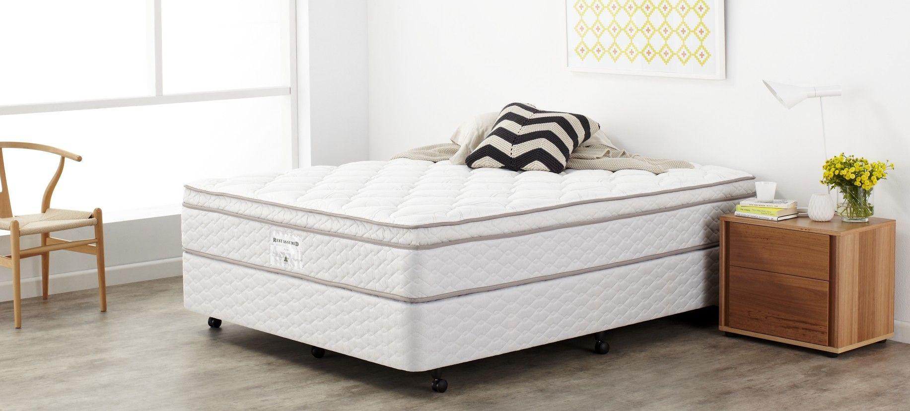 Rest Assured Plush A versatile mattress suitable for