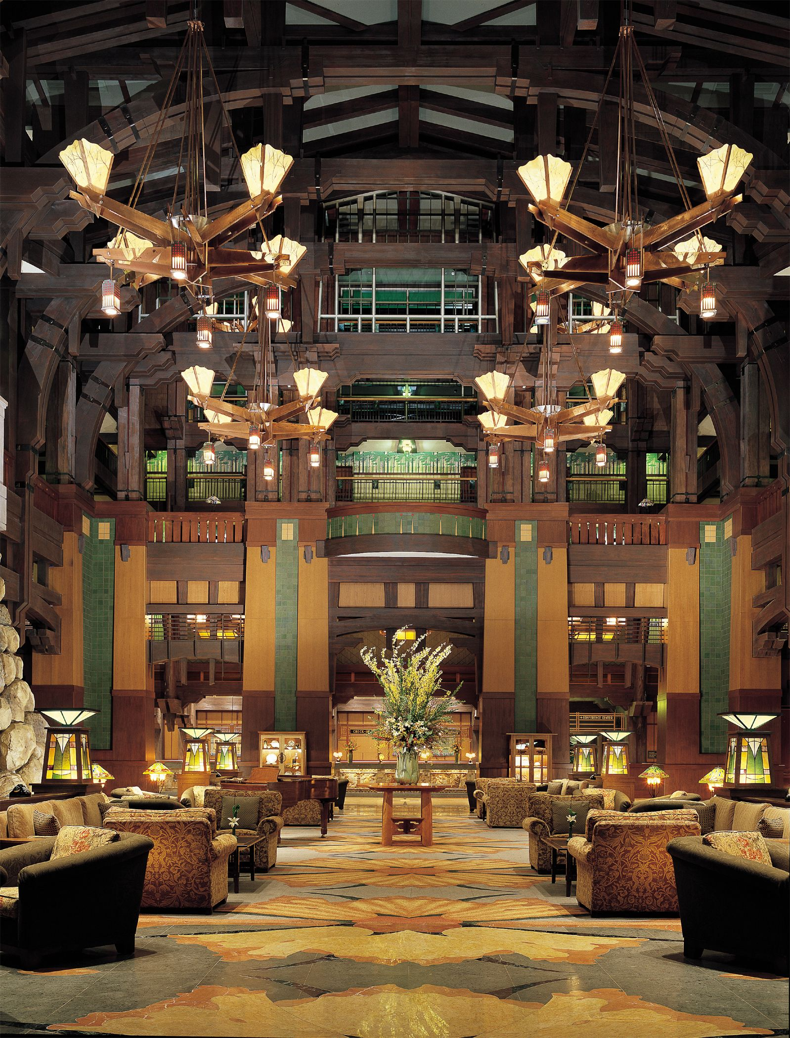 disney's grand californian hotel & spa review | grand californian