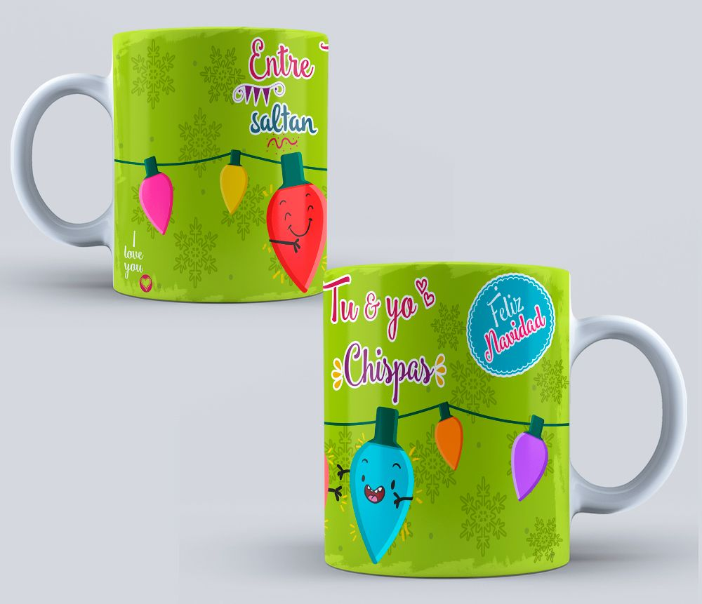 Sublimation templates-Templates cups Christmas Pack 2017-sublimation ...