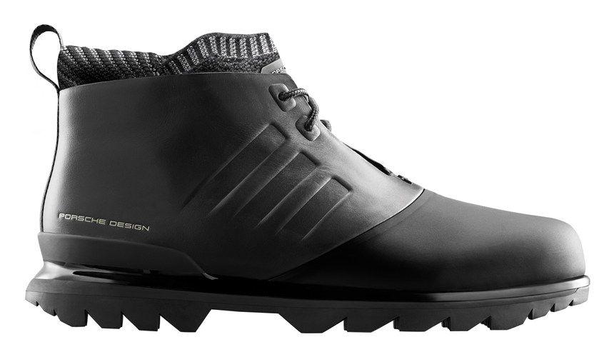ADIDAS PORSCHE DESIGN Shoes 911 Mens Winter Snow Bounce Tech Green Boot S76116