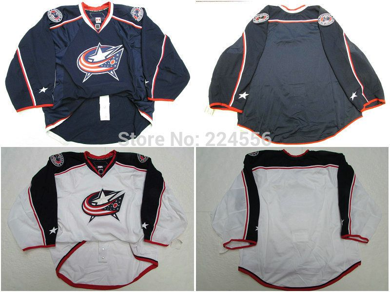 aae586788 Find More Sports Jerseys Information about cheap nhl hockey jerseys  customize jerseys Columbus Blue Jackets jersey