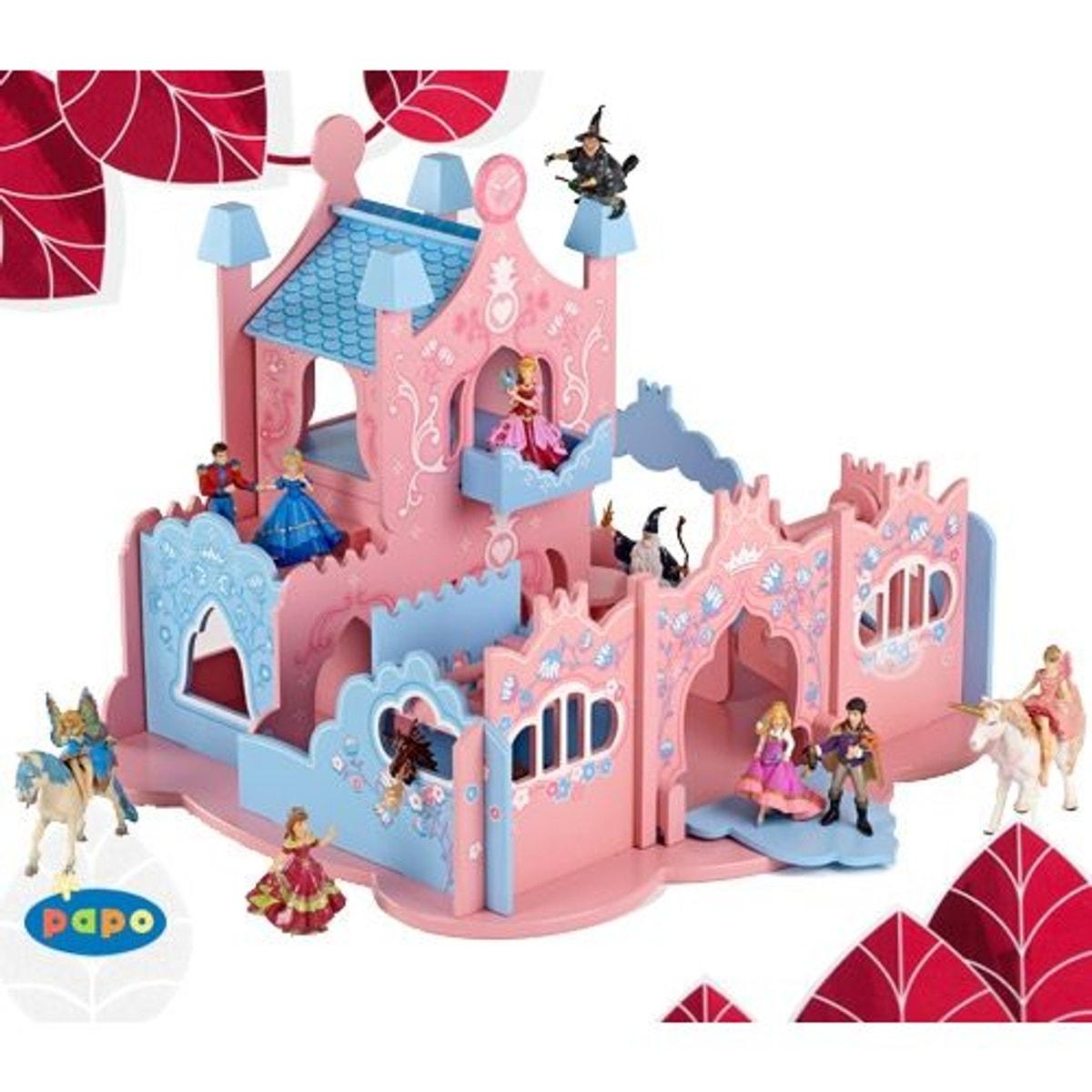 Un Chateau Dans Les Nuages château dans les nuages - taille : taille unique   figurine
