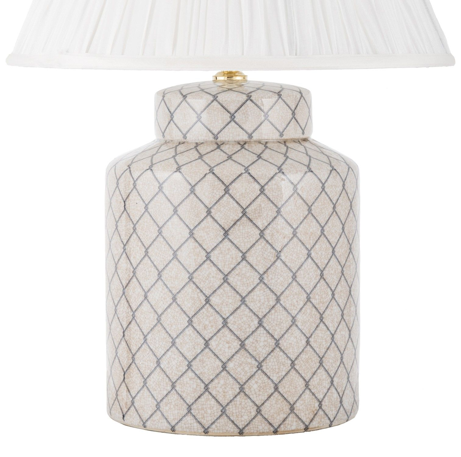 MESH CANISTER LAMP BASE (With Images)
