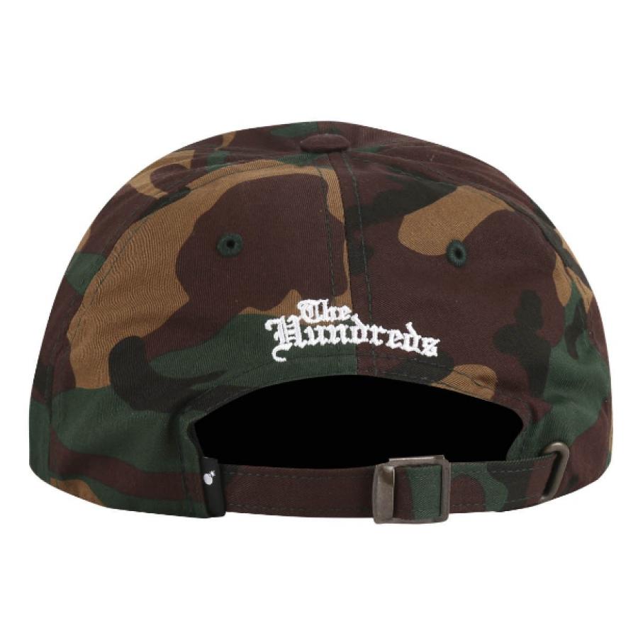 c127c259582 The Hundreds Rose Camo Strapback Hat (Camo)http   hatstash.com