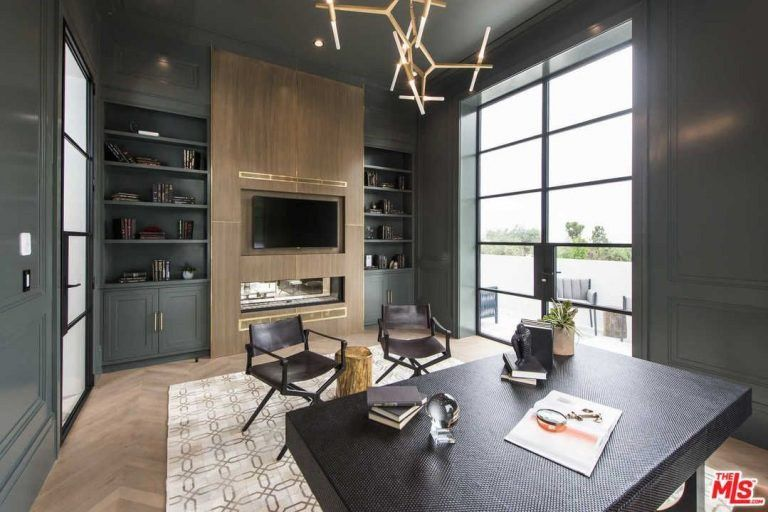 See Inside Lebron James New 23 Million Los Angeles Home Home