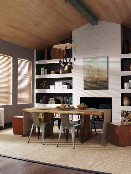 Color Of The Month October 2014 Cognac  Neutral Cabin And Room Alluring 2014 Dining Room Colors Design Decoration