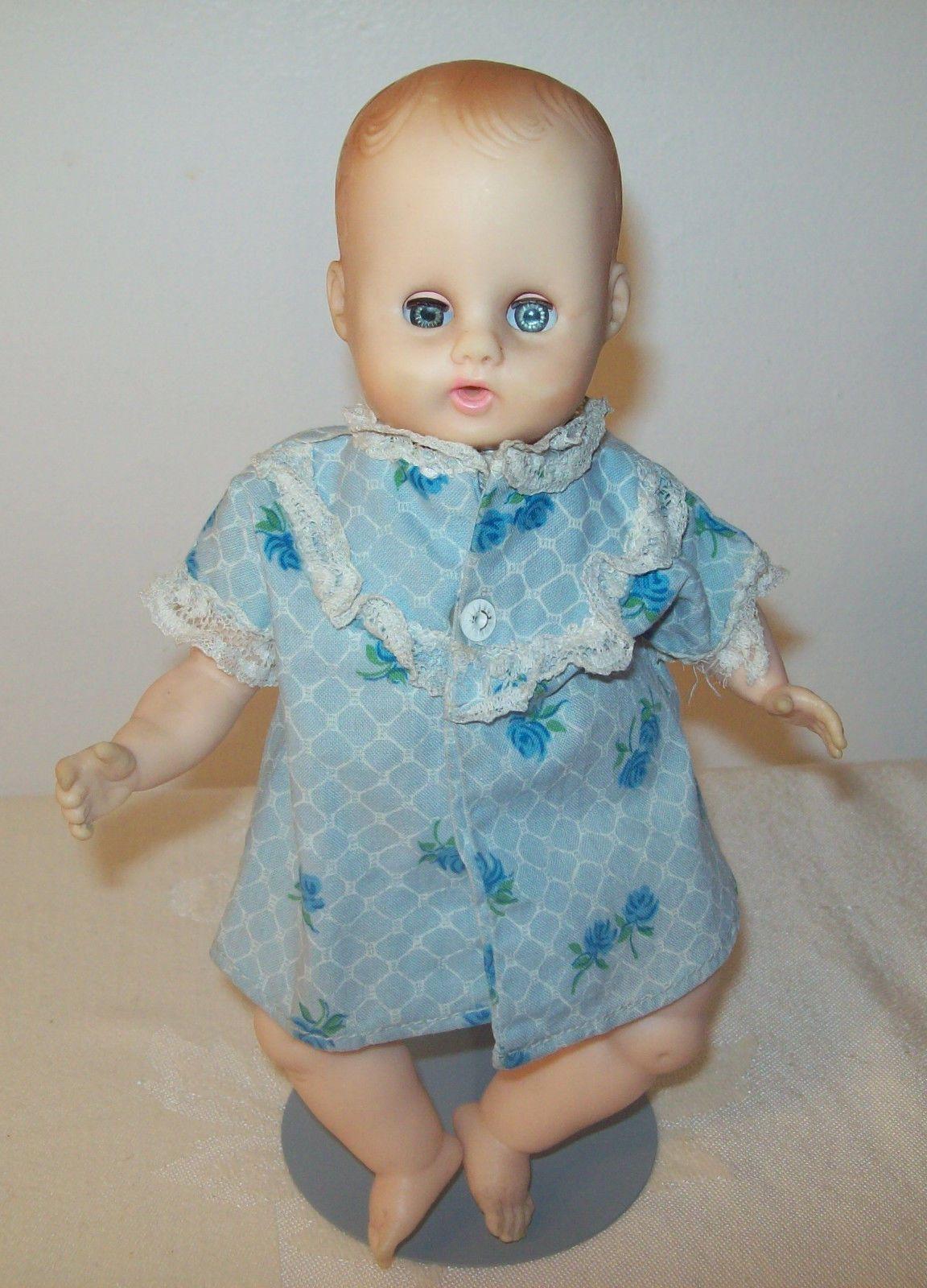 Vintage Vogue 8 Baby Doll 1967 Ebay Soft Stuffed Body Baby Dolls Vintage Vogue Classic Toys