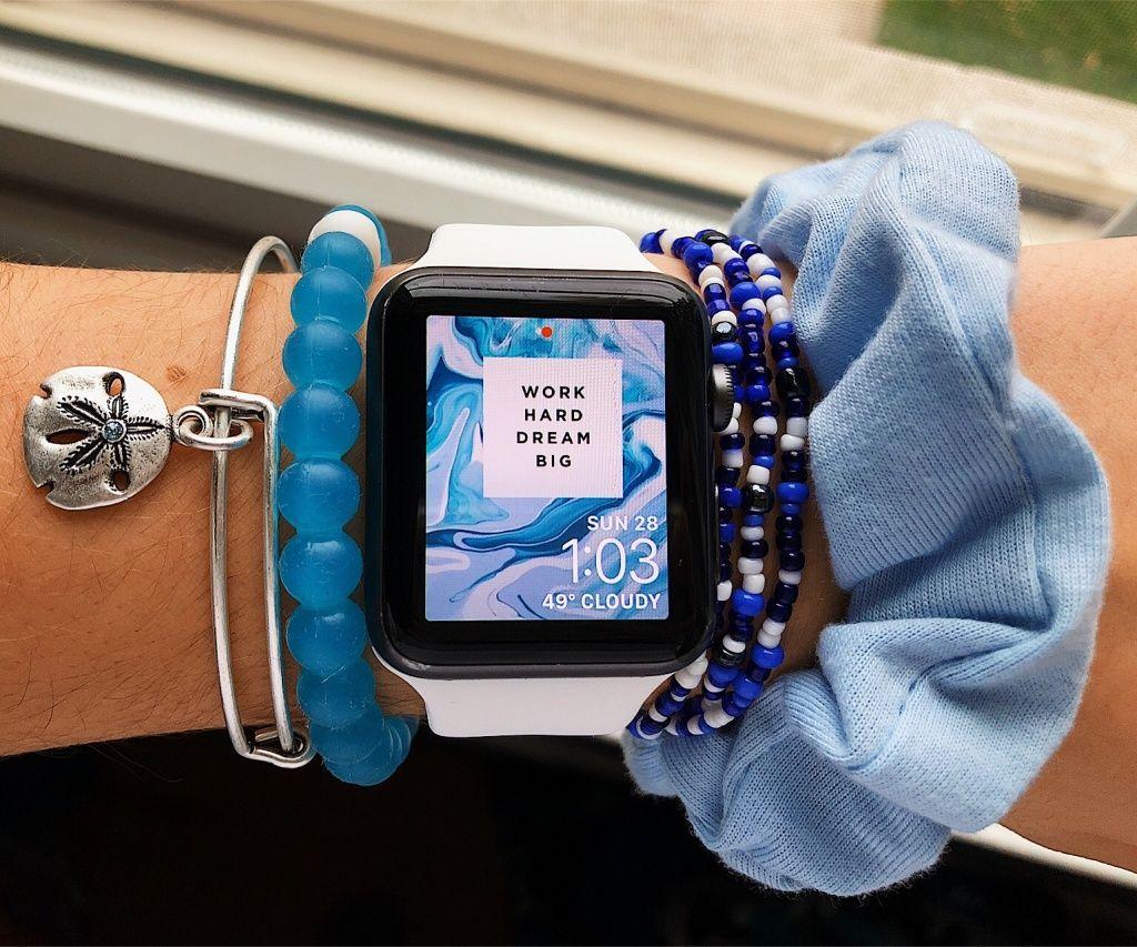 VSCO chicago, il skylarflynn1 Apple watch fashion