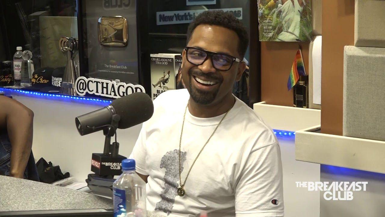 Mike epps talks marriage fatherhood new netflix special